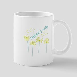 Natures Way Mugs