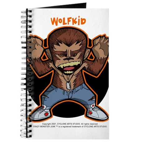 WOLFKID Notepad (LIMITED EDITION!)