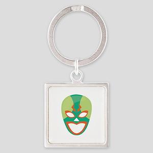 Wrestler Mask Keychains