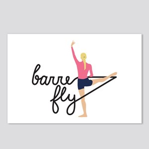 Barre Fly Postcards (Package of 8)