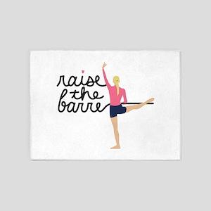 Raise The Barre 5'x7'Area Rug