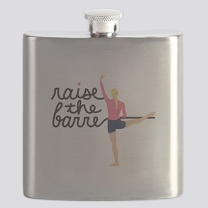 Raise The Barre Flask
