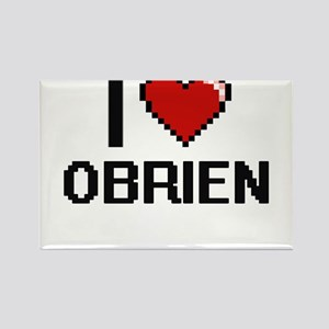 I Love Obrien Magnets