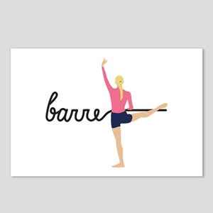 Barre Postcards (Package of 8)