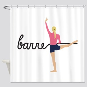 Barre Shower Curtain