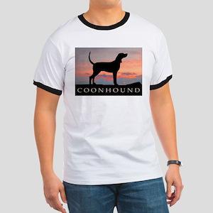 Sunset Coonhound Ringer T