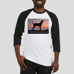 Sunset Coonhound Baseball Jersey