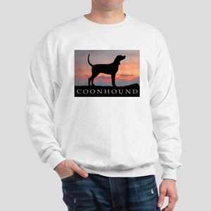 Sunset Coonhound Sweatshirt