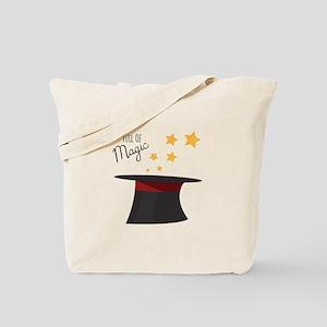 Full of Magic Tote Bag