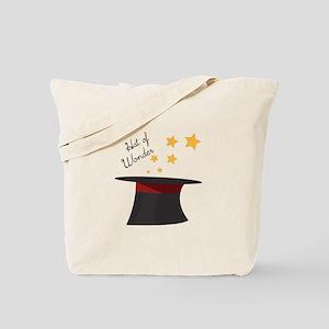 Hat of Wonder Tote Bag