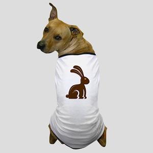 Funny Chocolate Bunny Dog T-Shirt