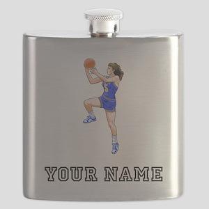 Basketball Layup Flask