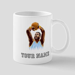 Basketball Player Mugs