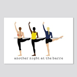 Night At The Barre Postcards (Package of 8)