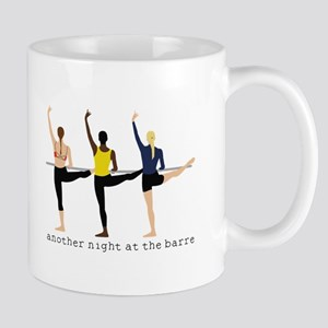 Night At The Barre Mugs