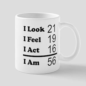 I Am 56 Mugs
