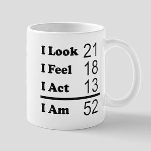 I Am 52 Mugs