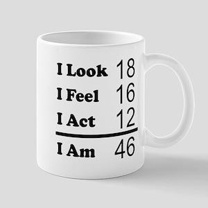 I Am 46 Mugs