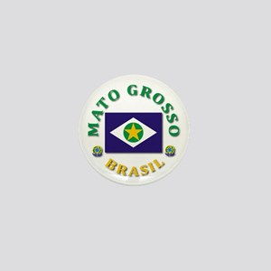 Mato Grosso Mini Button