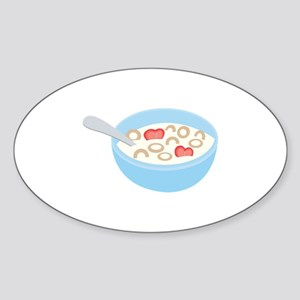 Cereal Bowl Sticker