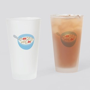 Cereal Bowl Drinking Glass