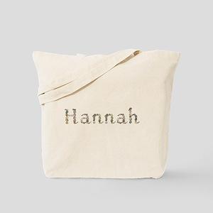 Hannah Seashells Tote Bag