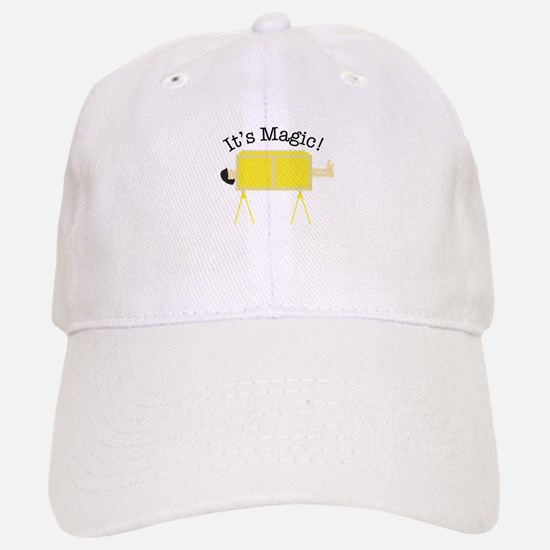Its Magic Baseball Baseball Baseball Cap