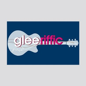 Glee Guitar 35x21 Wall Decal