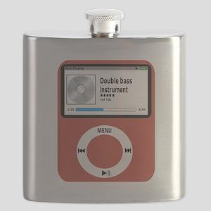 Ipad Double Bass Flask
