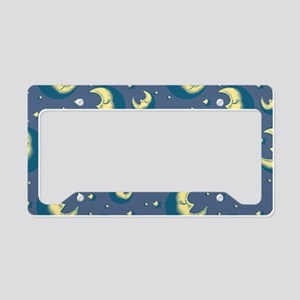 Lunar Dream License Plate Holder
