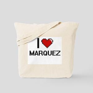 I Love Marquez Tote Bag