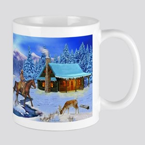 Mountain Man's Wilderness Mugs