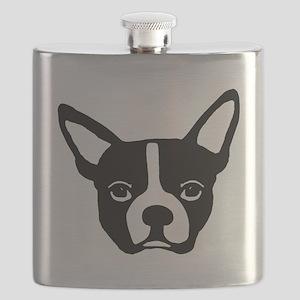 Crazy Bent Bent Flask