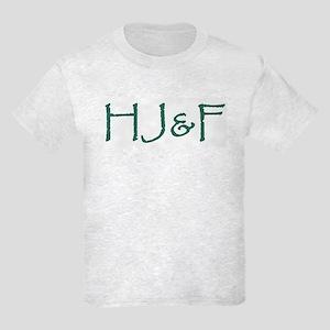 Happy, Joyous & Free Kids Light T-Shirt