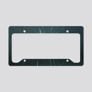 Lunch License Plate Holder