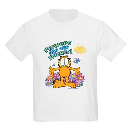 Flowers Are Our Friends! T-Shirt