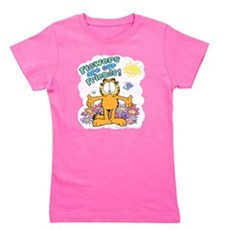 Flowers Are Our Friends! Girl's Tee