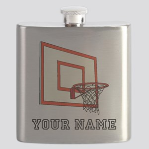 Basketball Hoop Flask