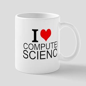 I Love Computer Science Mugs