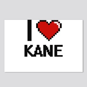 I Love Kane Postcards (Package of 8)