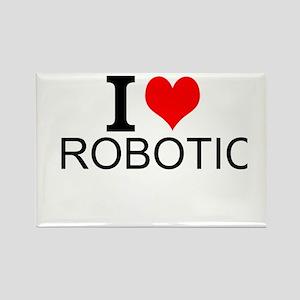 I Love Robotics Magnets