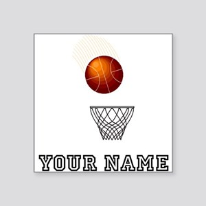 Basketball Net Sticker