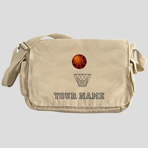 Basketball Net Messenger Bag
