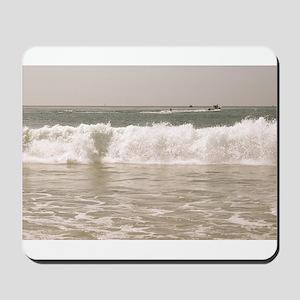 Beach Waves Mousepad