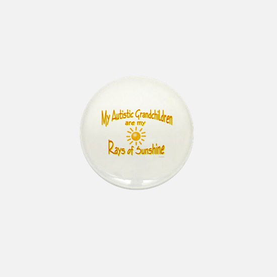 Rays Of Sunshine (Grandchildren) Mini Button