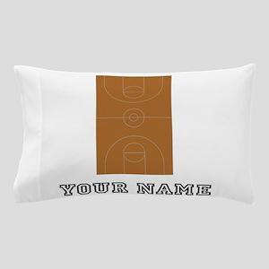 Basketball Court Pillow Case