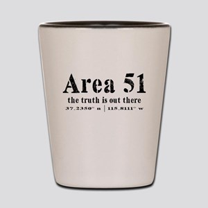 Area 51 Shot Glass