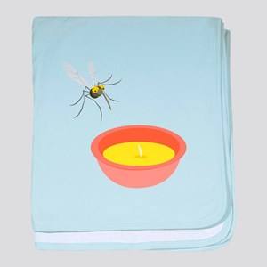 Cintronella Mosquito baby blanket