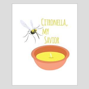 Citronella Savior Posters