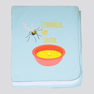 Citronella Savior baby blanket